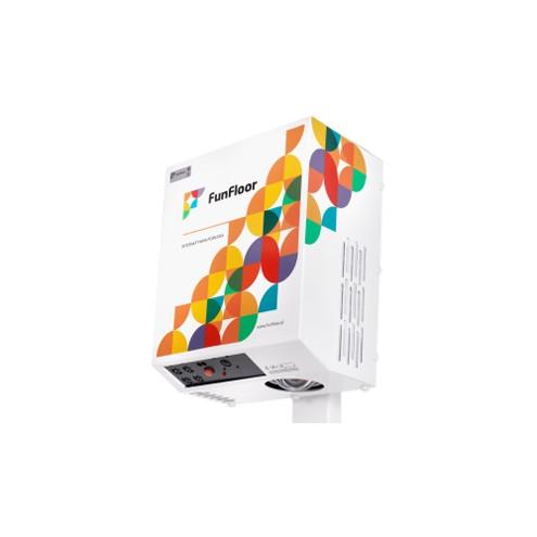 Podłoga interaktywna FunFloor Mobilny Promocja
