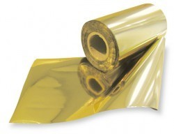 O-Foiil Cdcover ( złota,srebrna)