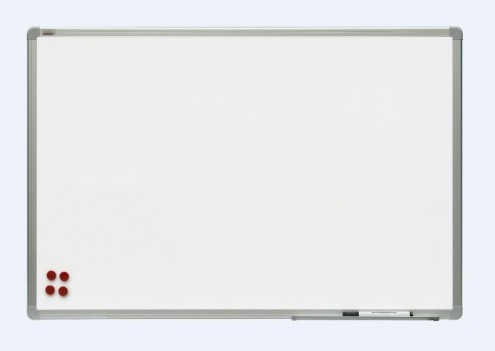 Tablica moderacyjna suchościeralno-magnetyczna 120x120