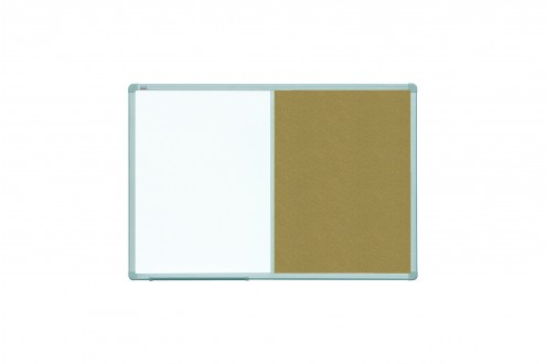 Tablica COMBI 2x3 officeBoard 120 x 90 cm suchościeralno-magnetyczna korkowa