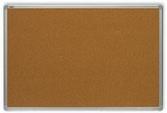 Tablica korkowa 2x3 w ramie officeBoard 180 x 90 cm