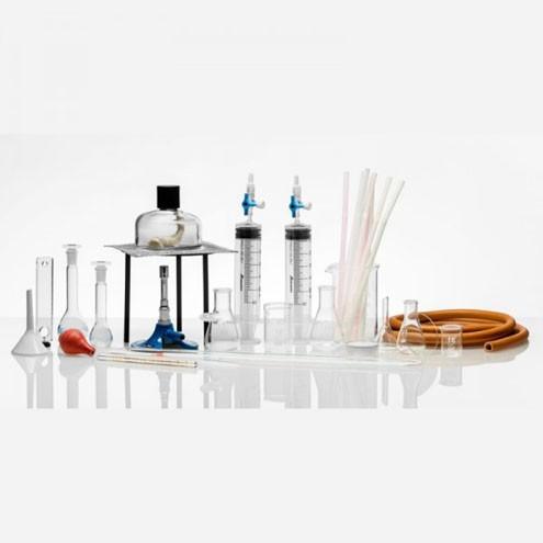 Zestaw akcesoriów do doświadczeń biologiczno-chemicznych