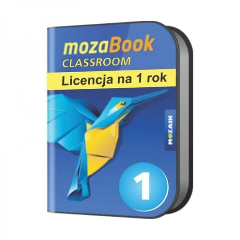Oprogramowanie mozaBook Classroom - 1rok