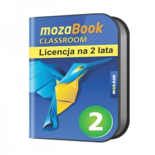 Oprogramowanie mozaBook Classroom - 2 lata