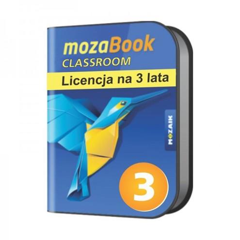 Oprogramowanie mozaBook Classroom - 3 lata