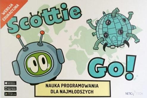 Scottie Go! gra do nauki programowania dla najmłodszych
