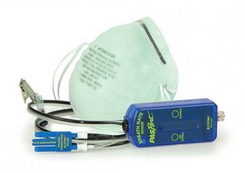 Czujnik PASCO PASPORT - Przewodowy Częstości Oddechu (PS-2187)