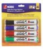 Markery Glide mix 4 kolorów